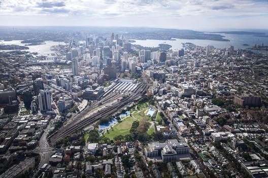 Sydney Football Stadium. Image Courtesy of Bates Smart