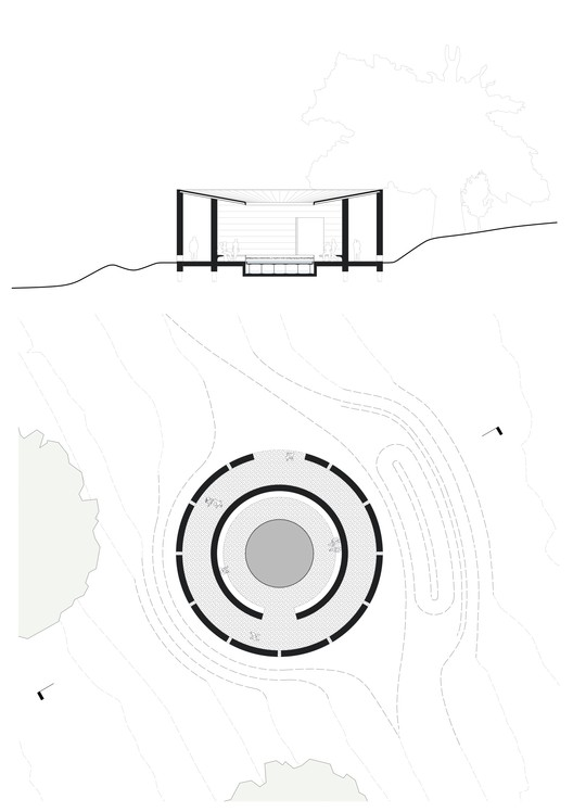 Plan - Section