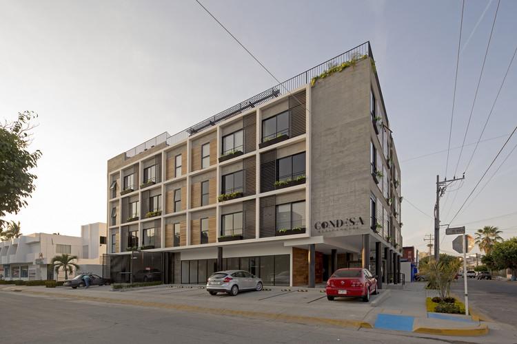 Departamentos Condesa / MZMX taller de arquitectura, © Marcos Betanzos