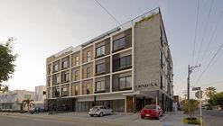 Departamentos Condesa / MZMX taller de arquitectura