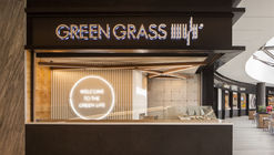 Green Grass Puebla / Taller David Dana