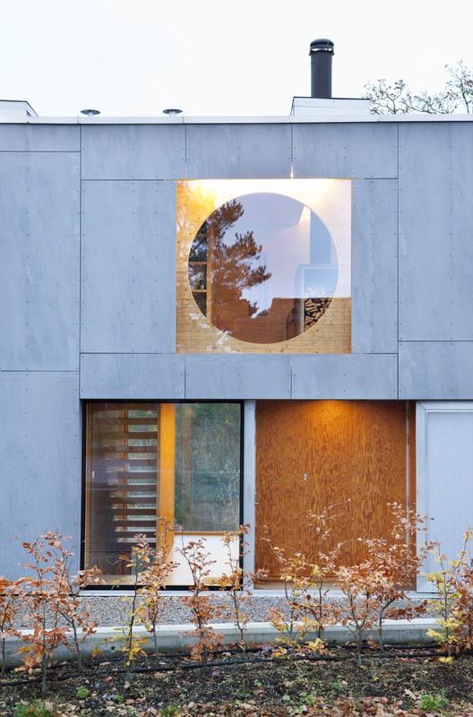 Casa Unifamiliar Hoffstad / Knut Hjeltnes