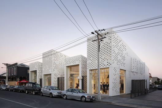 Mackelvie Street Retail / RTA Studio