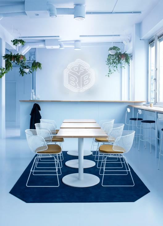 Scandinavian Spaceship / Kvistad Design Studio, © Lasse Fløde