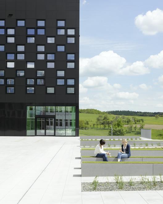 STABILO cube / mvm+starke architekten, © Paul Ott