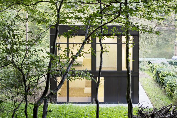 Haus am See 2 / mvm+starke architekten, © Bernd Nörig