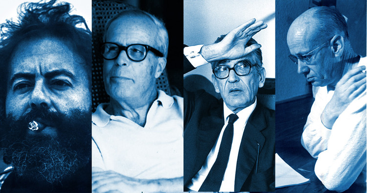 10 tesis doctorales sobre grandes arquitectos de la arquitectura española del siglo XX