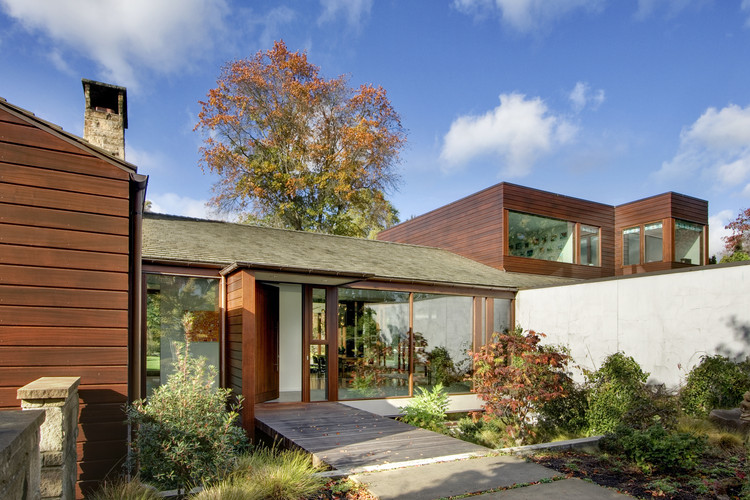 Casa Broadmoor / David Coleman Architecture, © Steve Keating