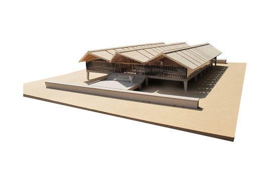 © Plan:b arquitectos. ImageInstitución Educativa Embera Atrato Medio / Plan:b arquitectos