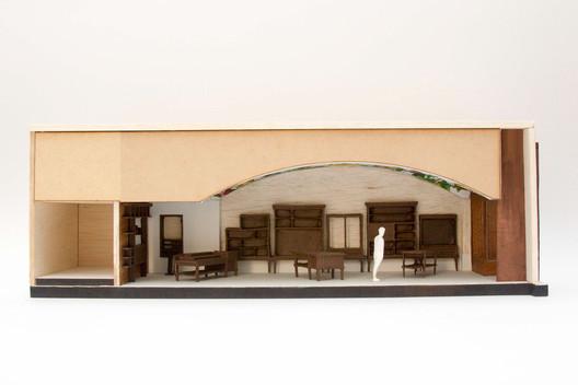 © Yemail Arquitectura. ImageTienda EVOK / Yemail Arquitectura