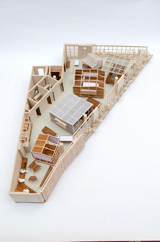 © Yemail Arquitectura. ImageOficinas ImasD / Yemail Arquitectura