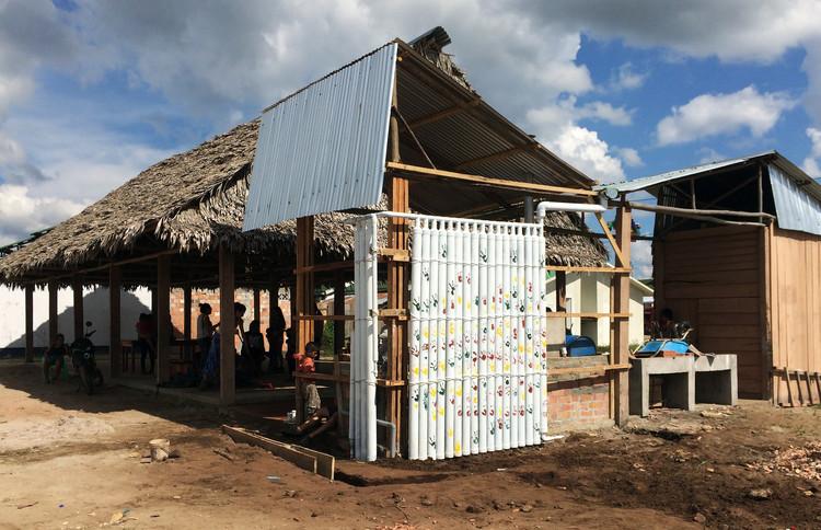 CASA: planificando ciudades sostenibles y resilientes en la Amazonía, Sideview. Image © Equipo CASA