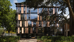 Edifício Beecroft da Universidade de Oxford / Hawkins\Brown