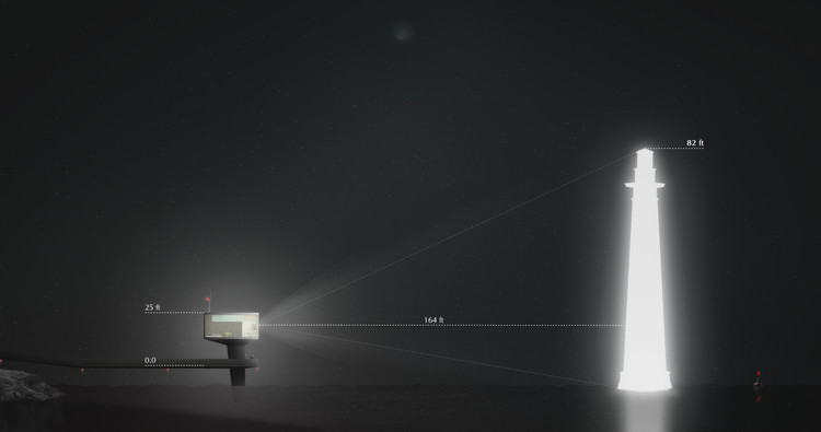 Studio NAB's 'Hololightkeeper' Resurrects Holographic Technology to Reinvent the Lighthouse