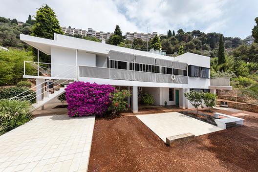 Eileen Gray, Le Corbusier y la Casa E-1027: una historia de arquitectura y  escándalos | Plataforma Arquitectura