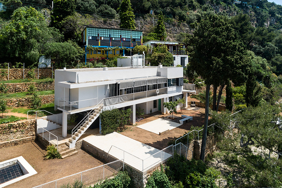 Gallery of eileen gray le corbusier and the e 1027 house - Arquitecto le corbusier ...