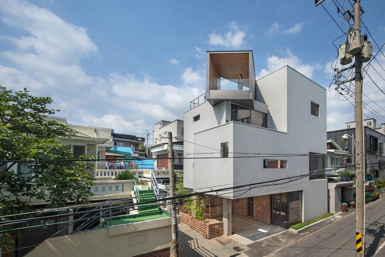 White Nest Housing / Plan Architects Office, © Joonhwan Yoon