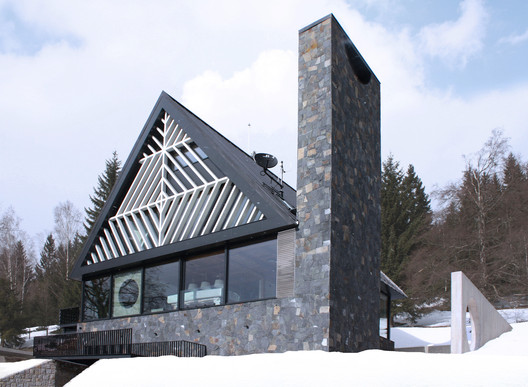 Villa Špindlerův Mlýn / ra15 a.s.