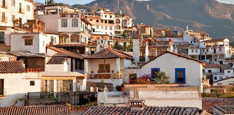 111 pueblos mágicos en México que tienes que visitar, Taxco / Guerrero. Image vía Pueblos Mágicos de México
