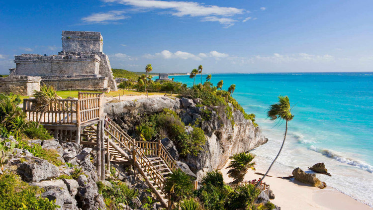 "111 ""Magical Towns"" That You Must Visit in Mexico, Tulúm / Quintana Roo. Image via Pueblos Mágicos de México"