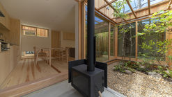 House in Akashi / arbol