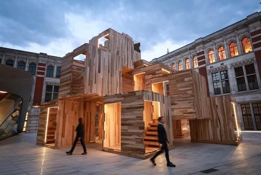 Multiply / Waugh Thistleton Architects. Image © David Parry