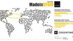 MadeinSpain6: RCR y Sol89 acercan la arquitectura española a Canadá