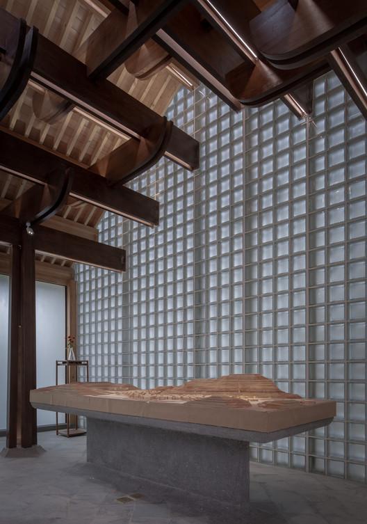 Void wall. Image © Xuguo Tang