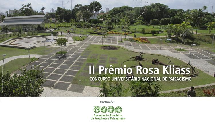 II Prêmio Rosa Kliass , Parque Mangal das Garças, Belém/PA - Arq. Rosa Kliass - Acervo: Quapá