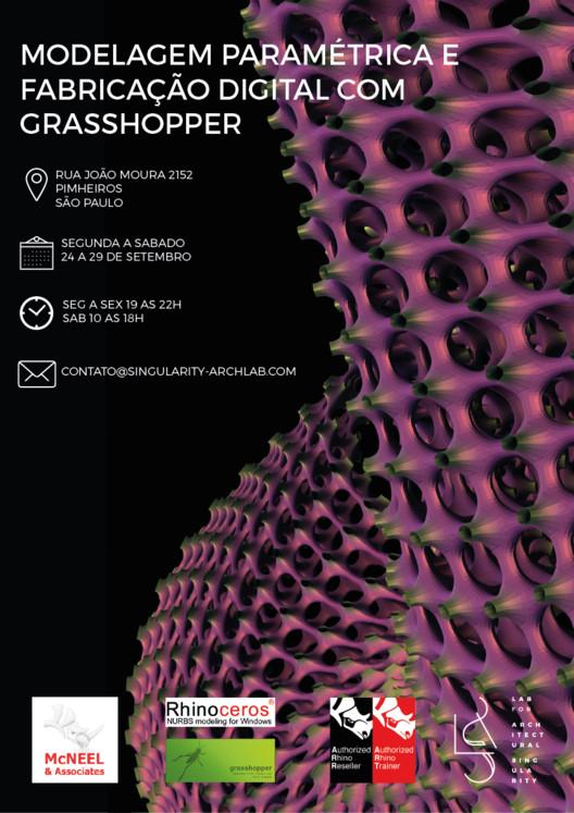 Modelagem Paramétrica e Fabricação Digital com Grasshopper