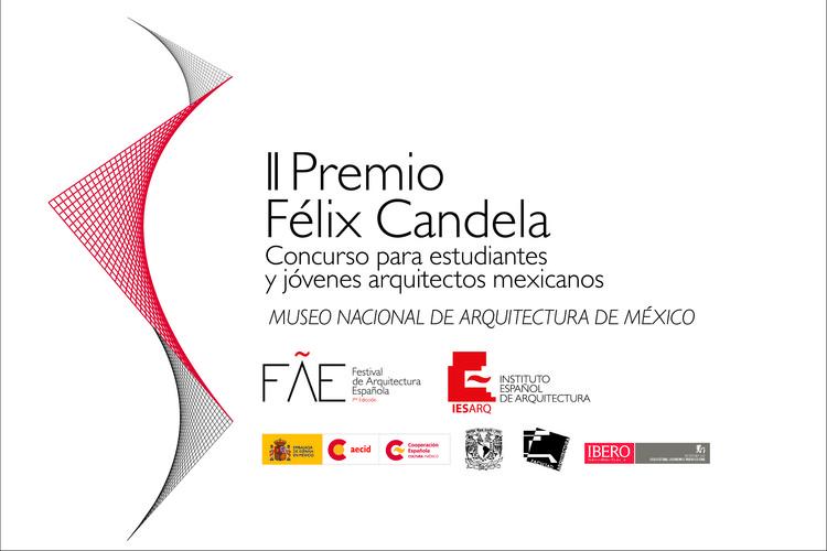 II Premio Félix Candela: Museo Nacional de Arquitectura de México, INSTITUTO ESPAÑOL DE ARQUITECTURA