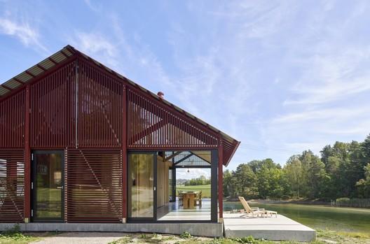 Cabin Sandeford / R21 arkitekter