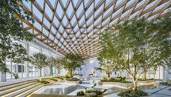 Venue B of Shanghai Westbund World Artificial Intelligence Conference / Archi-Union Architecture