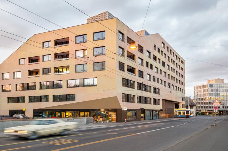 Kalkbreite Complex / Müller Sigrist Architekten, © Michael Egloff