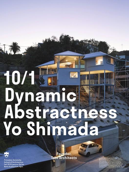 Lecture Series: Yo Shimada