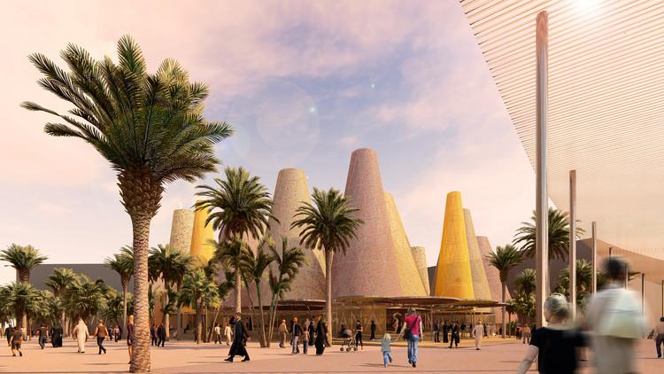 Amann-Cánovas-Maruri projetará o pavilhão espanhol na Expo Dubai 2020