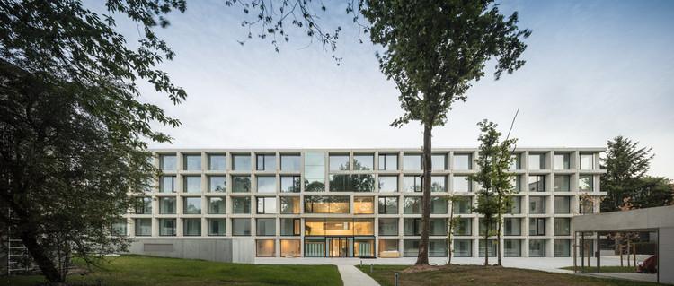 ISMO / KAAN Architecten, © Fernando Guerra | FG+SG