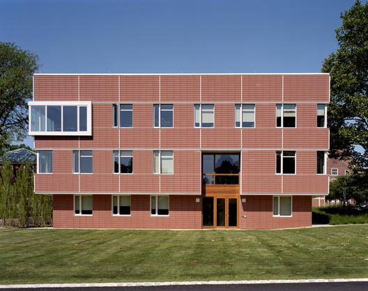 Simons Center for Systems Biology / Pelli Clarke Pelli Architects