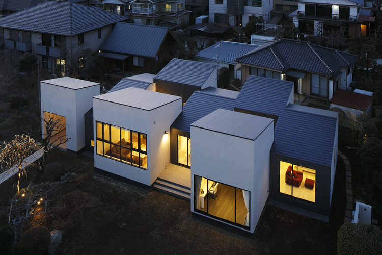 Hopscotch House  / Hiramoto Design Studio, © Koji Fujii / Nacasa & Partners