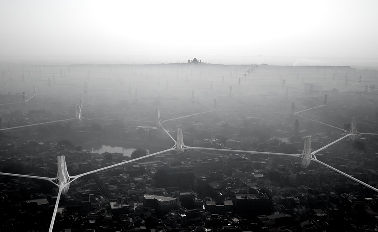 Smog Project. Image Courtesy of R Code + ZNERA
