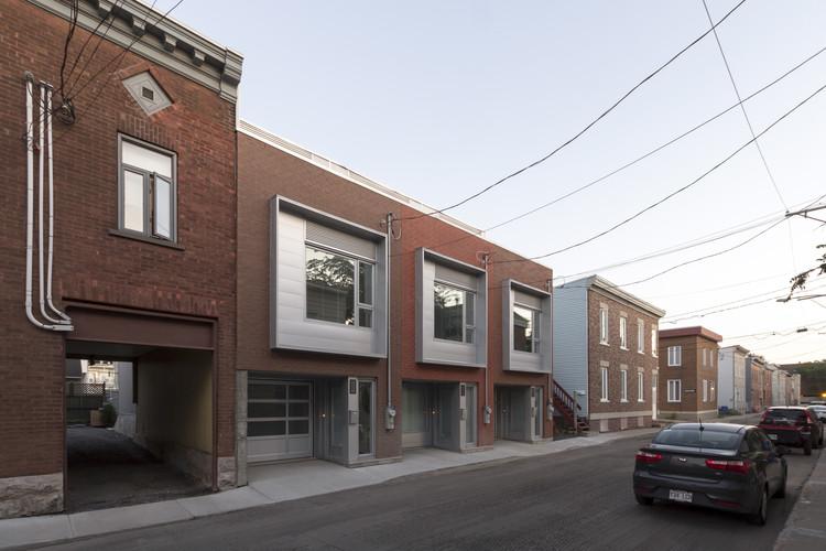 Triade / Quinzhee Architecture, © Dave Tremblay / 1Px