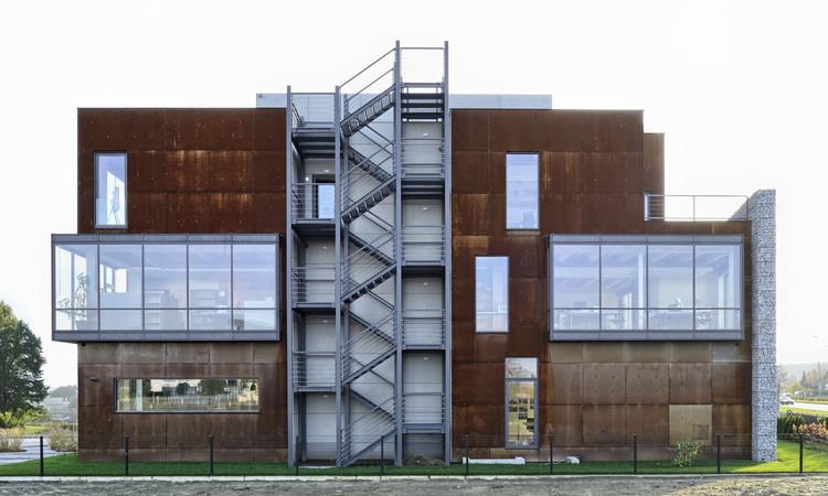 Intop Office / JM Studio Architektoniczne, © Mariusz Purta