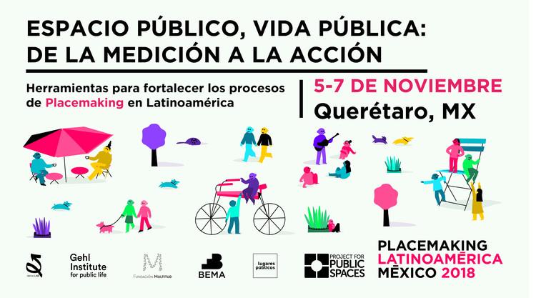 Taller - Espacio público, vida pública: de la medición a la acción