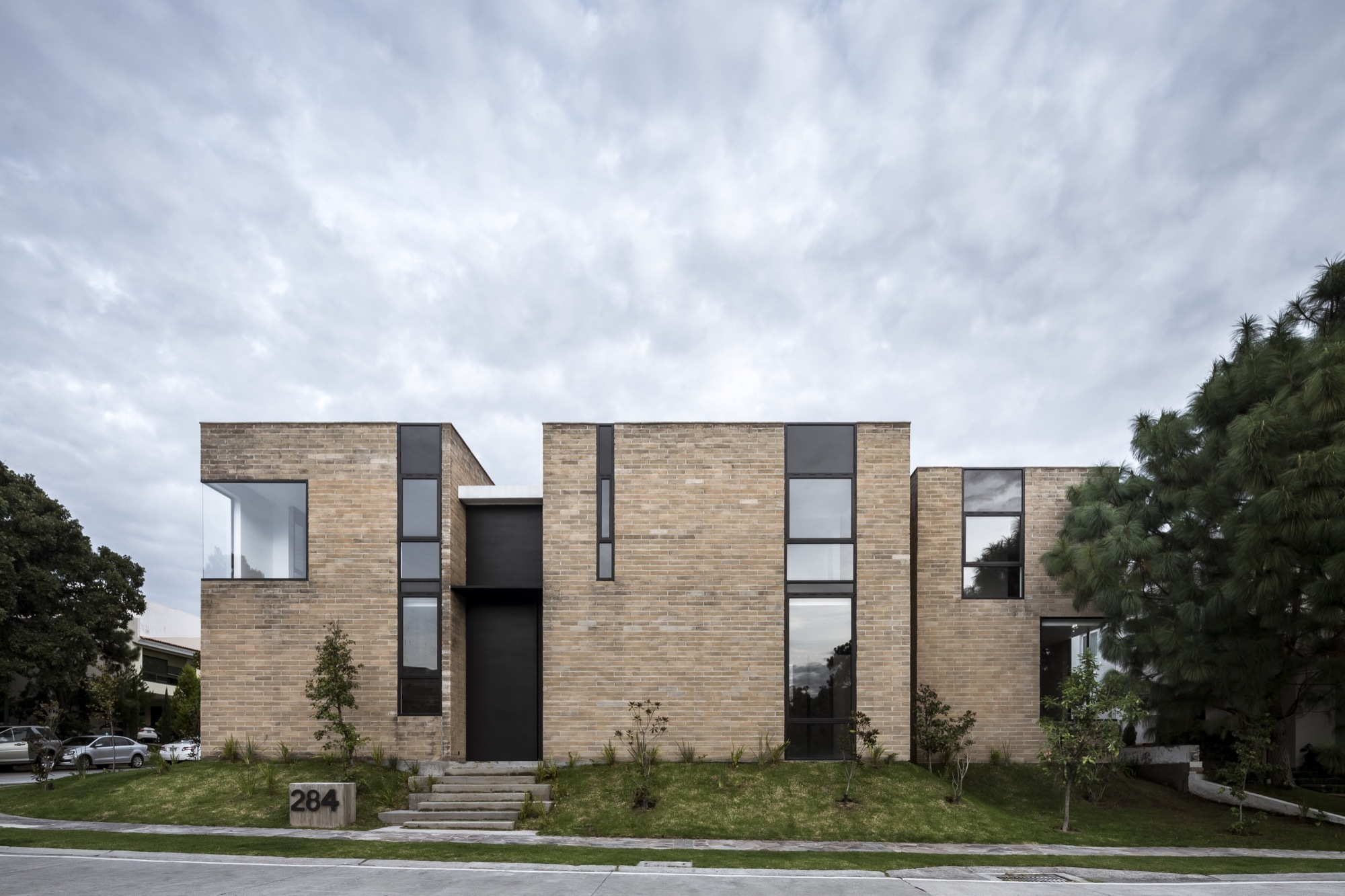 House El Cielo / Andrés Burguete