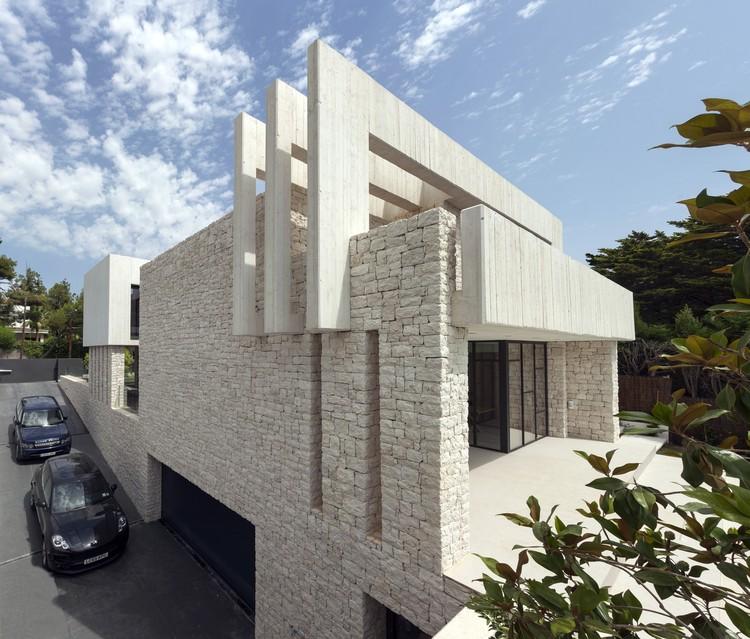 Campolivar House  / Antonio Altarriba Comes, © Diego Opazo