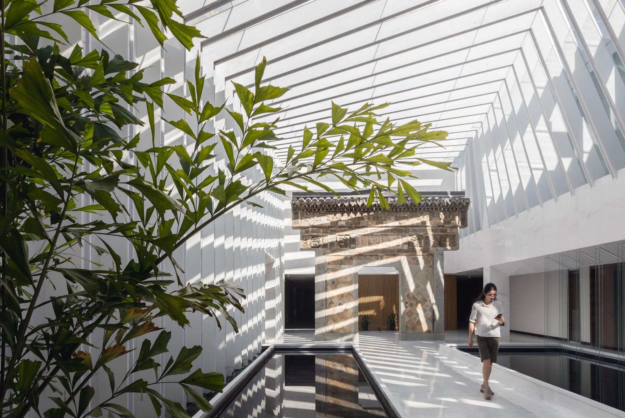 Lishui Corporate Office / Usual Studio