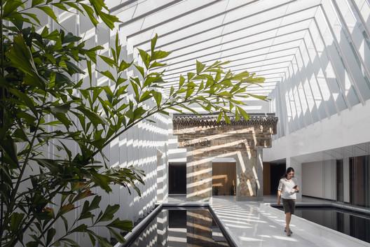 Oficina en Lishui / Usual Studio