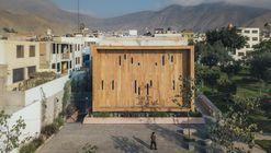 Biblioteca Comunitaria en La Molina / Gonzalez Moix Arquitectura