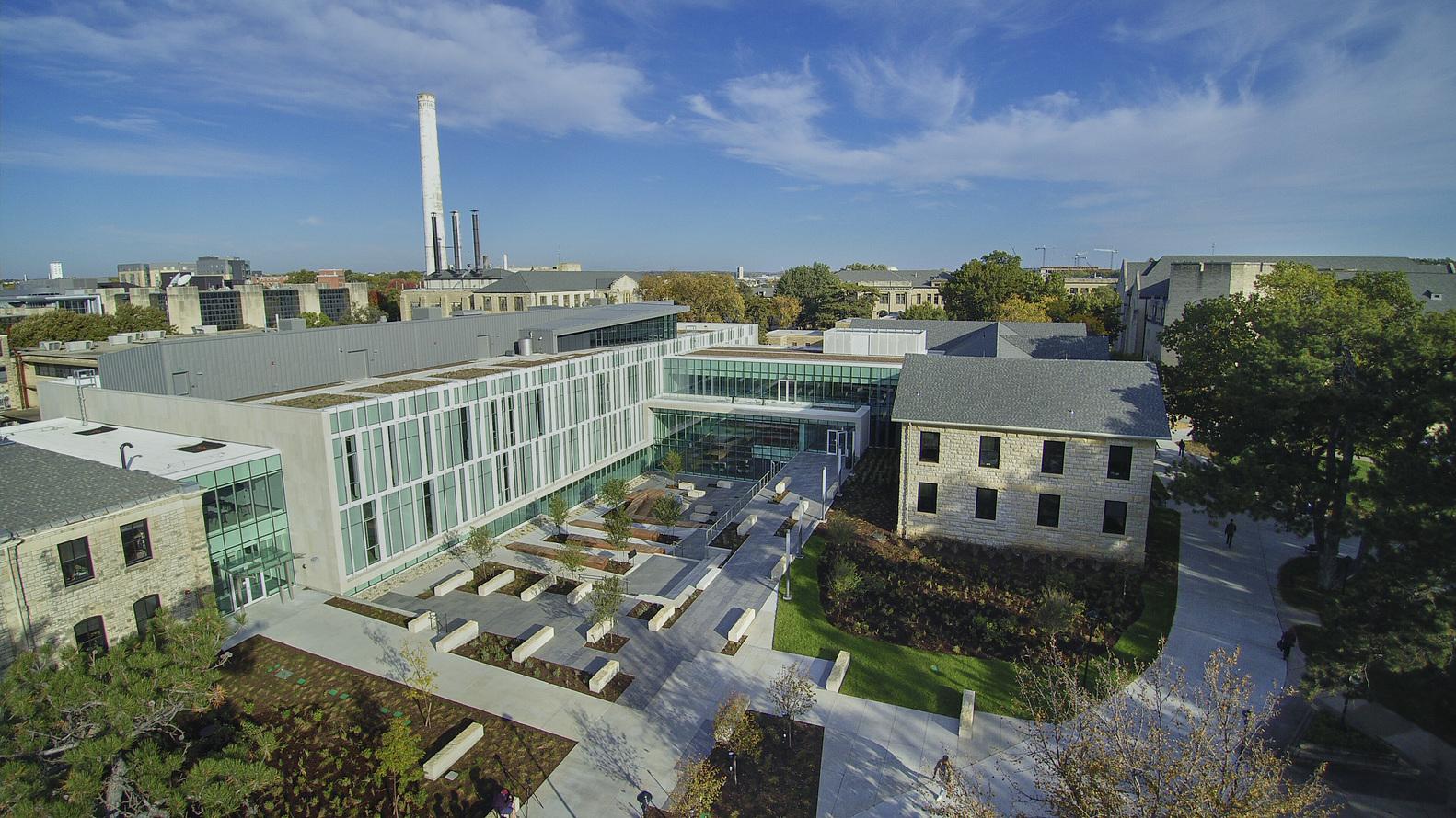 Kansas State University >> Gallery Of Kansas State University College Of Architecture