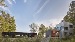 Ridge Residence / Thier+Curran Architects